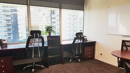 Brisbane private office space.